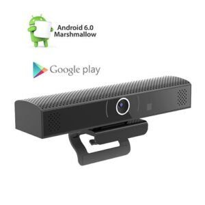vista frontale, video call box Android HD3s con webcam incorporata - TVPRO ITALIA