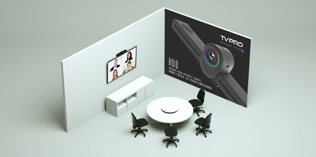 esempio hubble room media - TVPRO ITALIA